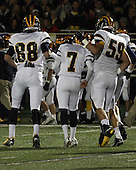 Clarkston at Lake Orion, Varsity Football, 10/12/12
