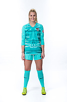 Houston, TX - Wednesday March 20, 2019: Houston Dash Media Day at BBVA Compass Stadium.Houston, TX - Wednesday March 20, 2019: Houston Dash Media Day at BBVA Compass Stadium.