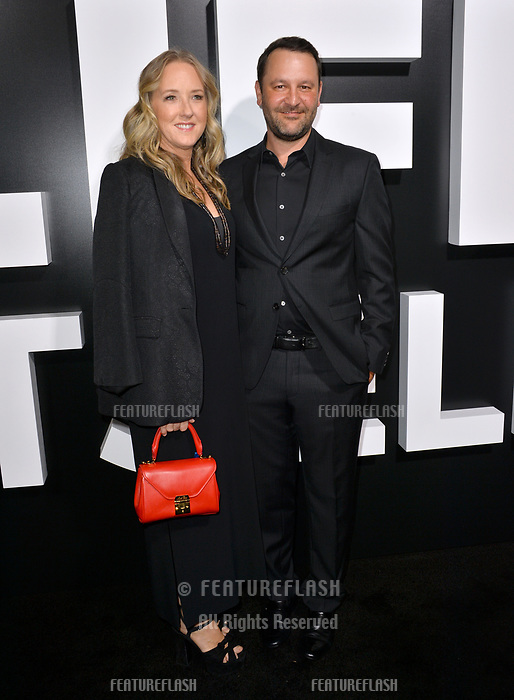 LOS ANGELES, CA. September 13, 2018: Jennifer Salke &amp; Dan Fogelman at the premiere for &quot;Life Itself&quot; at the Cinerama Dome.<br /> Picture: Paul Smith/Featureflash