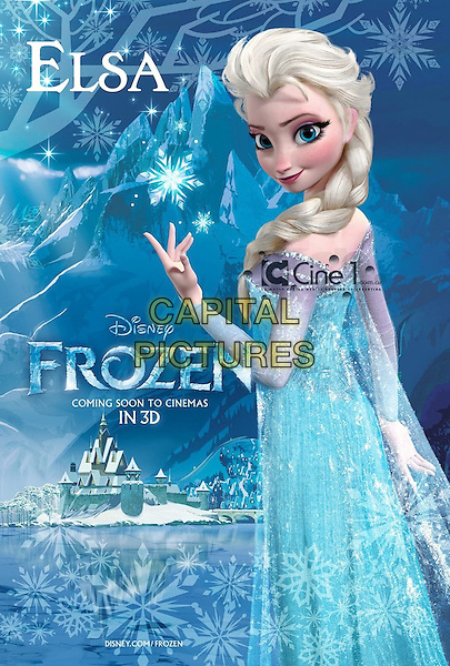POSTER ART<br /> in Frozen (2013) <br /> *Filmstill - Editorial Use Only*<br /> CAP/NFS<br /> Image supplied by Capital Pictures