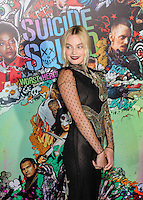 "01 August 2016 - New York, New York - Margo Robbie. ""Suicide Squad"" World Premiere. Photo Credit: Mario Santoro/AdMedia"
