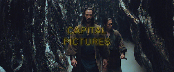 Keanu Reeves &amp; Hiroyuki Sanada<br /> in 47 Ronin (2013)<br /> *Filmstill - Editorial Use Only*<br /> CAP/FB<br /> Image supplied by Capital Pictures