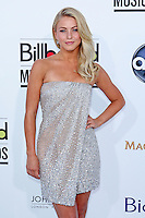 Julianne Hough wore a strapless Kaufman Franco dress wirh Nicholas Kirkwood shoes while attending the 2012 Billboard Music Awards held at the MGM Grand Garden Arena in Las Vegas, Nevada on 20.05.2012..Credit: Martin Smith/face to face /MediaPunch Inc. ***FOR USA ONLY*** / Mediapunchinc