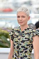 Michelle Williams at the photocall for &quot;Wonderstruck&quot; at the 70th Festival de Cannes, Cannes, France. 18 May 2017<br /> Picture: Paul Smith/Featureflash/SilverHub 0208 004 5359 sales@silverhubmedia.com