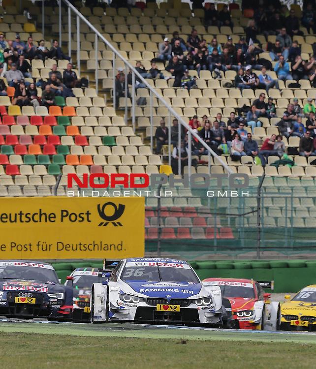 DTM 2015, 01.Lauf Hockenheimring, 01.05. - 03.05.15 <br /> Maxime Martin (BEL#36) BMW Team RMG BMW M4 DTM<br /> <br /> <br /> <br /> Foto &copy; nordphoto /  Bratic