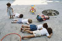 - Milan, child care centre....- Milano, asilo-nido