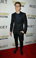 5 January 2018 - Los Angeles, California - Nolan Gerard Funk. Moet &amp; Chandon Celebrates the 3rd Annual Moet Moment Film Festival Golden Globes Week held at Poppy in Los Angeles. <br /> CAP/ADM<br /> &copy;ADM/Capital Pictures