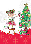 Sharon, CHRISTMAS CHILDREN, WEIHNACHTEN KINDER, NAVIDAD NIÑOS, GBSS, paintings+++++,GBSSC50XJC,#XK#
