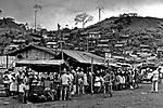 Garimpo de ouro Serra Pelada. Para. 1986. Foto de Juca Martins.