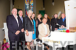 St Michaels Church Ballinskelligs hosted an evening with Phil Coulter on Sunday evening with over 300 attending the performance pictured here with Phil were l-r; Dessie Cronin, Micheal Leidhín, Phill Gibbons, Mary Uí Leidhín, Ryna O'Shea, Leonie Bean Uí Shíocháin, Rev. Fr. David Gunn & Fr Pádraig Ó Siochrú.
