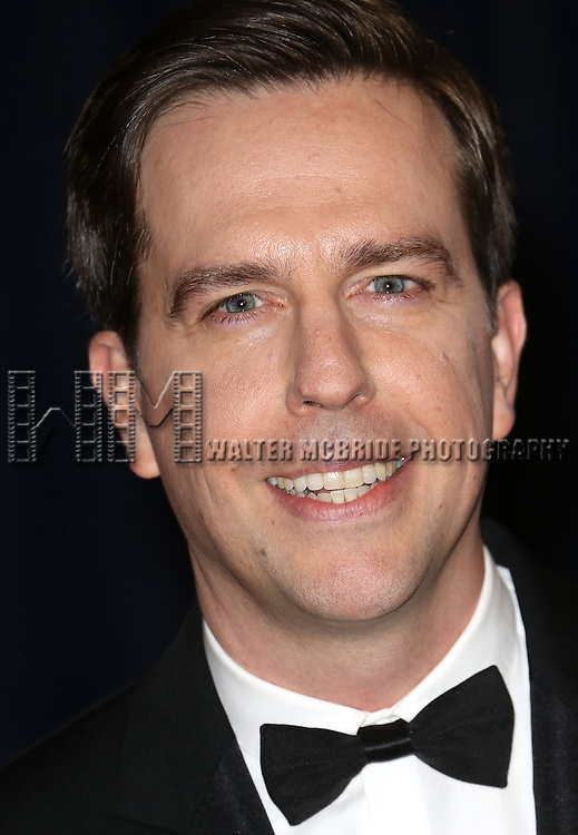 Ed Helms  attending the  2013 White House Correspondents' Association Dinner at the Washington Hilton Hotel in Washington, DC on 4/27/2013