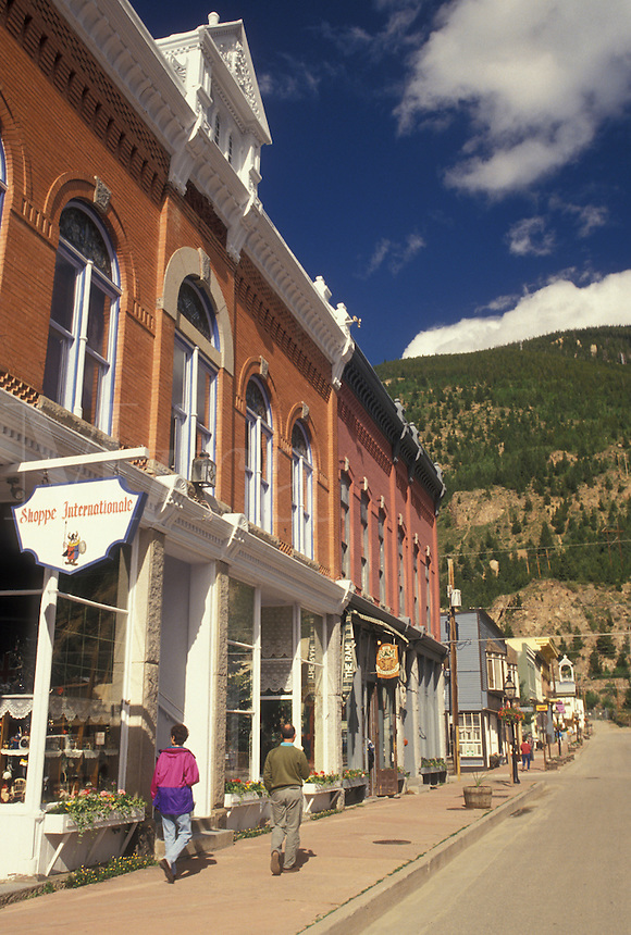 Georgetown, CO, Colorado, Historic Silver Mining Town