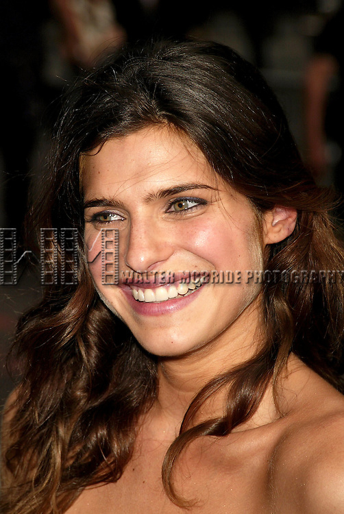 Lake Bell attending the ABC TV Network 2004 - 2005 Upfront Announcement party at Cipriani's Restaurant in New York City.<br /> May 18, 2004