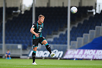 Jake Bidwell of Swansea City in action during the pre-season friendly match between Bristol Rovers and Swansea City at The Memorial Stadium in Bristol, England, UK. Tuesday, 23 July 2019