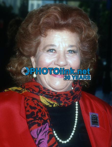 Charlotte Ray, 1992, Photo By Michael Ferguson/PHOTOlink