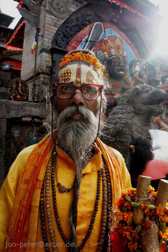 Durbar Square, Kathmandu, Nepal, October 2011
