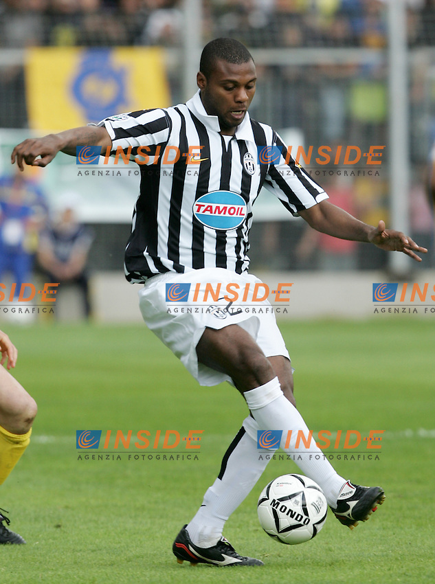 Marcelo Zalayeta (Juventus) <br /> Italian &quot;Serie B&quot; 2006-2007 <br /> 1 May 2007 (Match Day 31)<br /> Frosinone Juventus (0-2)<br /> &quot;Matusa&quot; Stadium-Frosinone-Italy<br /> Photographer:Andrea Staccioli INSIDE