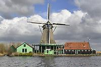 Zaansche Schans  The Netherlands, The Netherlands