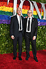 Scott Berg and Kevin McCormick attends the 2019 Tony Awards on June 9, 2019 at Radio City Music Hall in New York, New York, USA.<br /> <br /> photo by Robin Platzer/Twin Images<br />  <br /> phone number 212-935-0770