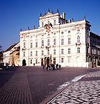 Archiepsiscopal palace, Prague, Czech republic