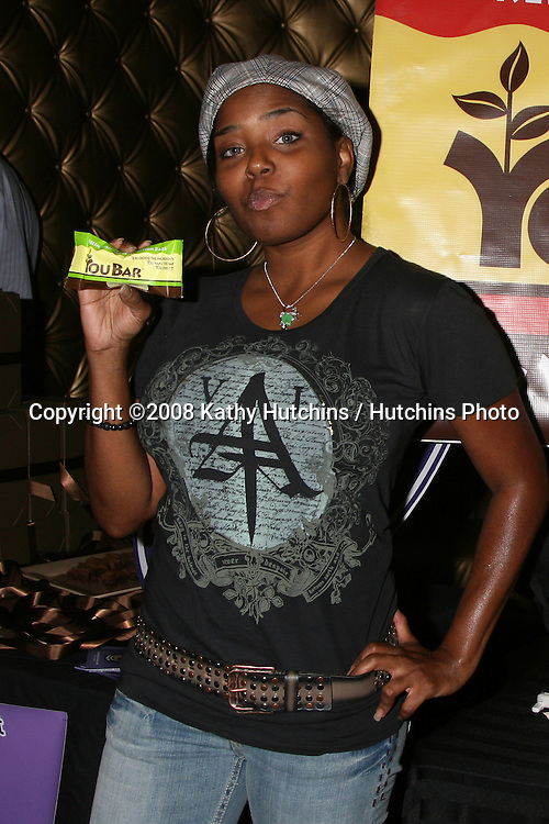 Shar Jackson.GBK MTV Movie Awards Gifting Suites .Crimson & Opera.Los Angeles,  CA.May 31, 2008.©2008 Kathy Hutchins / Hutchins Photo .