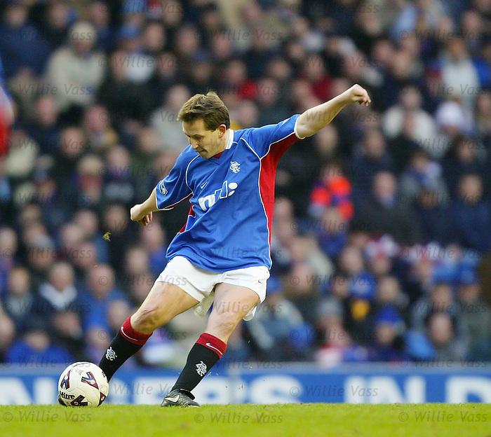 Billy Dodds, Rangers