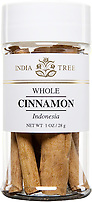 India Tree Cinnamon Sticks, India Tree Spices