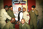 Cast stars in Layon Gray's Black Angels Over Tuskegee - The Story of the Tuskegee Airman on February 7, 2010 and continuing. Check it out at www.theblackgents.com (Photo by Sue Coflin/Max Photos)