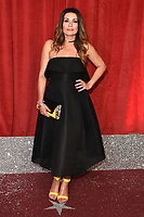 LONDON, UK. June 01, 2019: Alison King arriving for The British Soap Awards 2019 at the Lowry Theatre, Manchester.<br /> Picture: Steve Vas/Featureflash