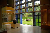 Gallery in the Museo Nacional de Antropologia David J. Guzman in San Salvador, El Salvador