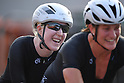 Emma Foy (NZL), <br /> SEPTEMBER 17, 2016 - Cycling - Road : <br /> Women's Road Race B<br /> at Pontal <br /> during the Rio 2016 Paralympic Games in Rio de Janeiro, Brazil.<br /> (Photo by AFLO SPORT)