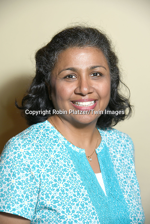 Gopta  Shah attends the Big Apple Knitters Guild 25th Annual Luncheon Gala on September 24, 2016 at Kellari Taverna in New York City, New York, USA. <br /> <br /> photo by Robin Platzer/Twin Images<br />  <br /> phone number 212-935-0770