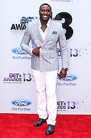 LOS ANGELES, CA - JUNE 30: Harmony Samuels attends the 2013 BET Awards at Nokia Theatre L.A. Live on June 30, 2013 in Los Angeles, California. (Photo by Celebrity Monitor)