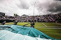 Ambience<br /> <br /> Tennis - The Championships Wimbledon  - Grand Slam -  All England Lawn Tennis Club  2013 -  Wimbledon - London - United Kingdom - Friday 28th June  2013. <br /> &copy; AMN Images, 8 Cedar Court, Somerset Road, London, SW19 5HU<br /> Tel - +44 7843383012<br /> mfrey@advantagemedianet.com<br /> www.amnimages.photoshelter.com<br /> www.advantagemedianet.com<br /> www.tennishead.net