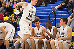 CCS boys basketball playoff semifinals: Saint Francis High School vs. Los Gatos High School