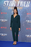 "Sonequa Martin-Green<br /> at the ""Star Trek Discovery"" photocall, Millbank Tower,  London<br /> <br /> <br /> ©Ash Knotek  D3347  05/11/2017"