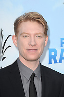 LOS ANGELES, CA - FEBRUARY 03: Domhnall Gleeson at the premiere of Columbia Pictures' 'Peter Rabbit' at The Grove on February 3, 2018 in Los Angeles, California. <br /> CAP/MPI/DE<br /> &copy;DE//MPI/Capital Pictures