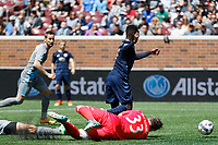 Minnesota United FC vs Sporting Kansas City, May 7, 2017