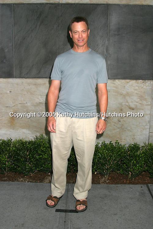 Gary Sinise.CBS TCA Summer Press Tour Party.(TCA = Television Critics Association).Los Angeles, CA.July 19, 2005.©2005 Kathy Hutchins / Hutchins Photo