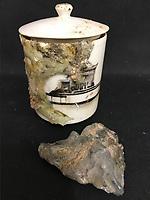 Poignant Hiroshima archive for sale.