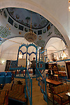 Israel, the Upper Galilee, Abuhav Synagogue in Safed