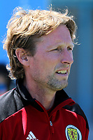 Scotland U20 Head Coach, Scot Gemmill during Czech Republic Under-20 vs Scotland Under-20, Toulon Tournament Football at Stade de Lattre-de-Tassigny on 10th June 2017