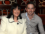 Tony and Elaine McKenna enjoying a night out at Butterly's Bar Ardee. Photo: Colin Bell/pressphotos.ie