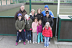 The Maher and The McGloin families at the 2011 Goal Mile in Beaulieu...(Photo credit should read Jenny Matthews www.newsfile.ie)....This Picture has been sent you under the conditions enclosed by:.Newsfile Ltd..The Studio,.Millmount Abbey,.Drogheda,.Co Meath..Ireland..Tel: +353(0)41-9871240.Fax: +353(0)41-9871260.GSM: +353(0)86-2500958.email: pictures@newsfile.ie.www.newsfile.ie.