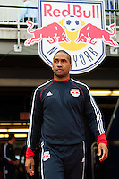 New York Red Bulls assistant coach Robin Fraser. The New York Red Bulls defeated the Philadelphia Union 2-1 during a Major League Soccer (MLS) match at Red Bull Arena in Harrison, NJ, on March 30, 2013.