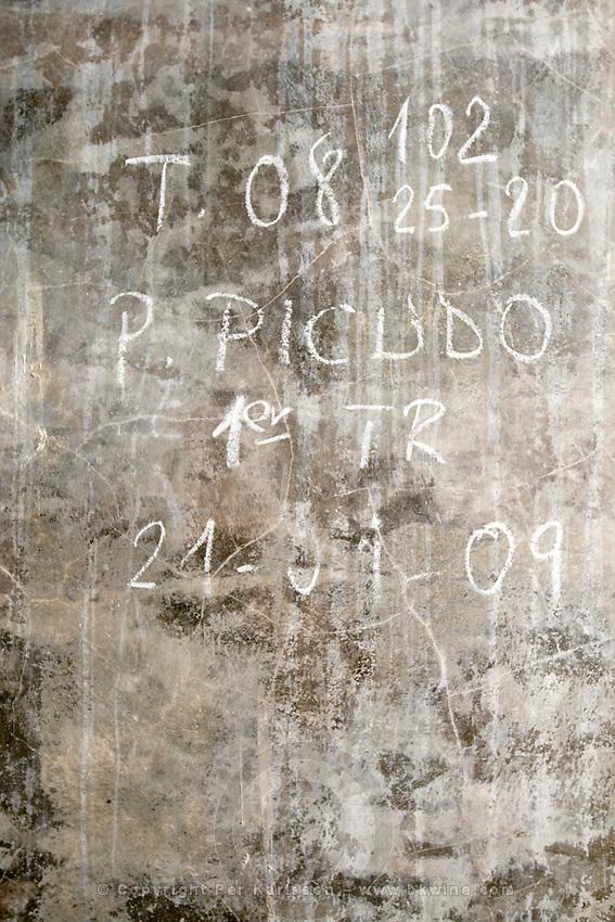 prieto picudo , Bodegas Otero, Benavente spain castile and leon