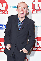 Lee Ridley<br /> at the TV Choice Awards 2018, Dorchester Hotel, London<br /> <br /> ©Ash Knotek  D3428  10/09/2018