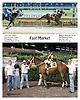 Fast Market winning at Delaware Park on 9/6/06