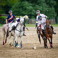 Alena Kotelnikova, number 1 in the Sciences Po polo team at the 'Challenge des Grandes Ecoles' polo matches at the Polo Club de Chantilly at Apremont, close to Chantilly, in the Oise department of Picardy, approximately 40k (25 miles) to the north east of Paris. An initiative of Dan Deville, president of the Association des Grandes Ecoles, Ecoles et Université de France. The Polo Club consists of 205 hectares and, during the polo season, houses 500 polo ponies. Chantilly is famous for the Château de Chantilly, home to the princes of Condé, cousins of the kings of France from the 17th to 19th centuries, and is well known for its horse racing and as the home of the Living Museum of the Horse. Saturday 26th April 2014.