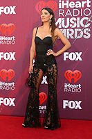 LOS ANGELES - MAR 14:  Jessica Szohr at the iHeart Radio Music Awards - Arrivals at the Microsoft Theater on March 14, 2019 in Los Angeles, CA